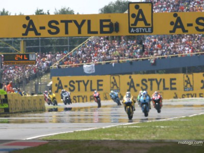 A-Style patrocinará los GP de Holanda y Japón hasta 2009