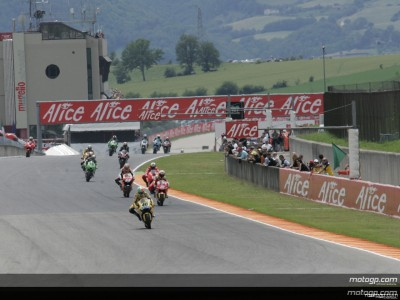 Alice extend MotoGP title sponsorship for events in Italy and France until 2009