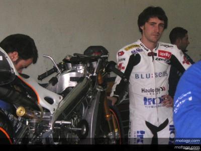 Pablo Nieto regressa às 125cc