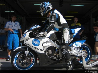 Nakano back in shape at Phillip Island