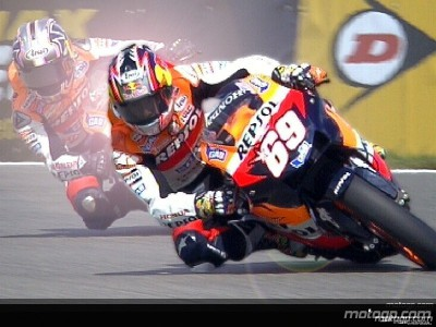 Key Moments 2006: Hayden's lead decreases
