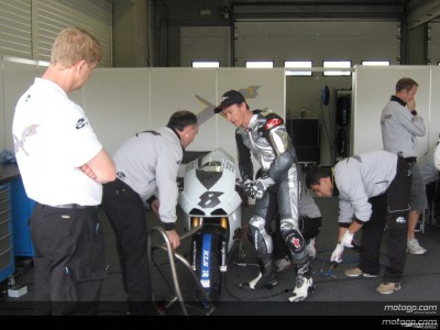 Ilmor prepare for first big test of 2007