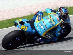 Rizla Suzuki pronta per i test in Qatar