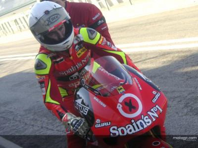 Lorenzo leads Spanish trio at Catalunya test