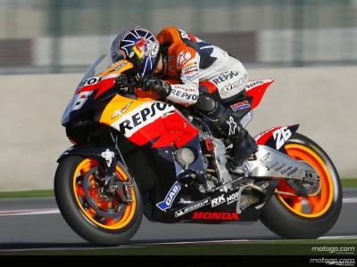 Pedrosa: 'No seu todo esta moto é mais fácil de pilotar'