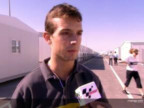 Los pilotos del Yamaha Tech 3 siguen su evolución