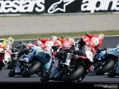 Lista de inscritos para o Campeonato do Mundo de MotoGP 2007
