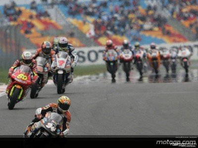 2007 World Championship Official Entry List: 250cc