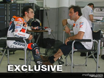 Alberto Puig: 'It is not fair that they say that Pedrosa has an advantage on the new bike'