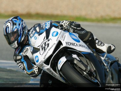 Nakano aims to make final preparations in Jerez