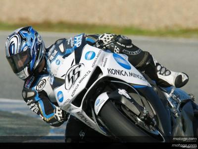 Nakano aims to make final preparations in Jerez