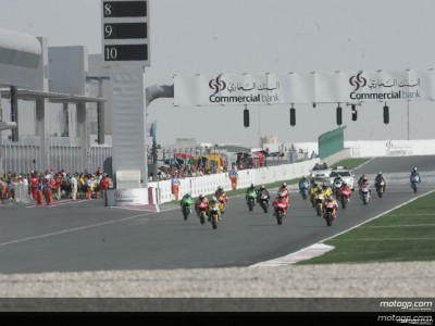 MotoGP weekend session schedules changed