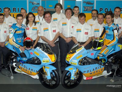 El Polaris World presenta sus armas para 2007