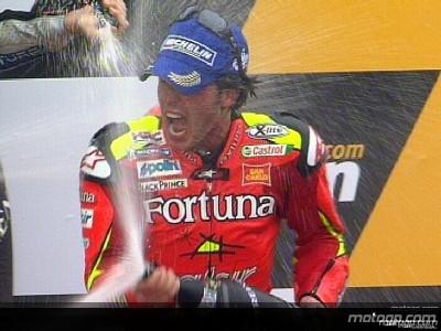 MotoGP Channel: Elias's first MotoGP win