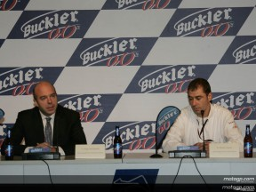 Buckler named Official Beer for Spanish MotoGP events