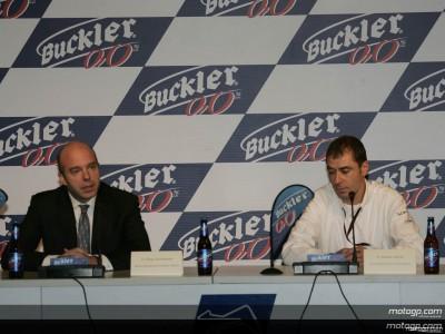Buckler, bière officielle des Grands Prix espagnols