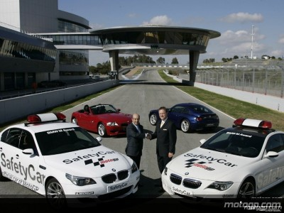 BMW M to be won in Jerez Official Practice