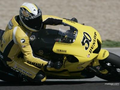 Dernière répétition pour Dunlop Yamaha Tech 3