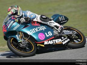 Letzte Vorsaison Tests der 250cc und 125cc Teams in Katar