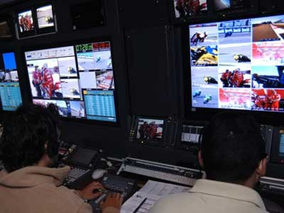 High-Resolution action starts in Qatar