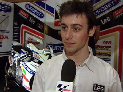 Laverty: 'A equipa LCR Honda tem muita experiência'