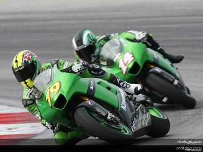 Jacque describes Kawasaki enthusiasm