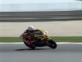 Barberá concluiu pré época das 250cc com melhor tempo no Qatar