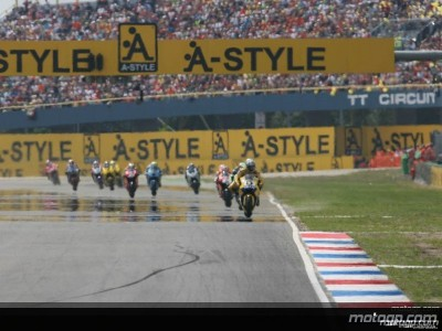 Buen ritmo en la venta de entradas para el GP en Assen