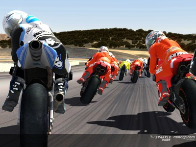 New MotoGP '07 video game coming soon