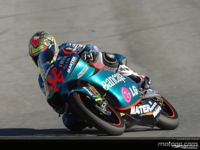 Talmacsi vuelve a ser el más rápido en Qatar