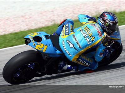 Suzuki duo ready to roll in Qatar