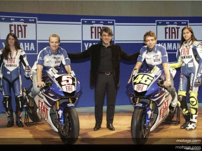 Yamaha confirm two year FIAT deal