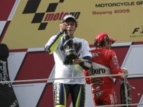 Le MotoGP, une affaire de champions ?