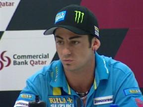 Hopkins reconoce que no estará al 100% en Qatar