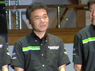 Ichiro Yoda - Kawasaki Racing Director
