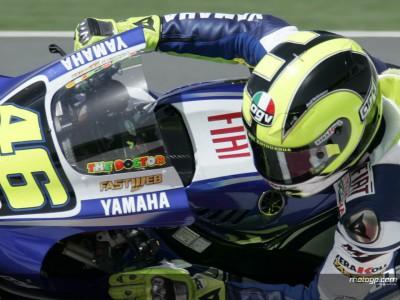 La victoria se le resiste de nuevo a Rossi