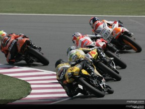 I debuttanti spagnoli veloci allo start