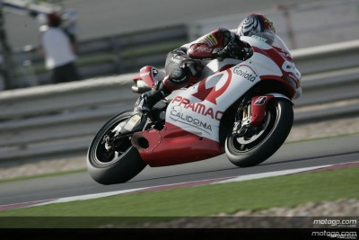 Hofmann und Barros, mit guten Aussichten für Jerez