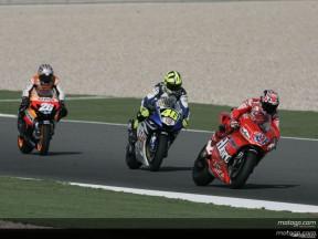 Jerez a punto para el gran espectáculo de MotoGP - Previa