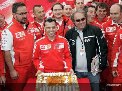 Capirossi preparing for 250th Grand Prix