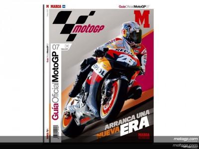 MARCA ofrece la Guía Oficial MotoGP 2007