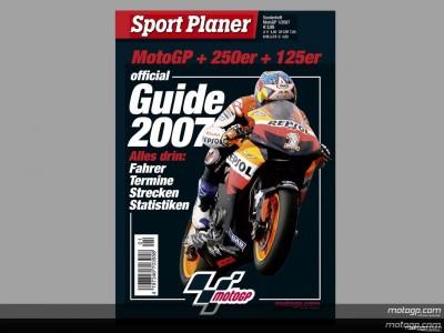 Der offizielle Dorna-MotoGP-Saison Guide 2007