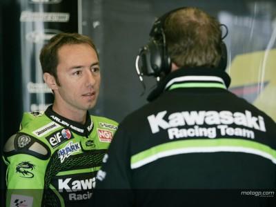 Poor weather hinders Monday MotoGP testing