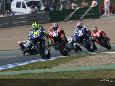 Éxito de audiencia en el GP de Jerez