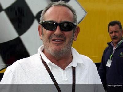 Karlos Arguiñano, un aficionado más en el GP de Jerez