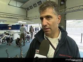Antonio Jimenez e l'elettronica della MotoGP