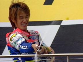 MotoGP Legend Daijiro Kato