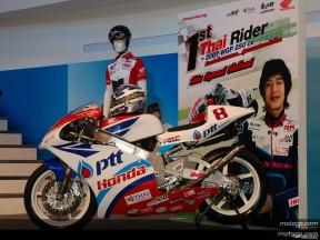 Wilairot will be main attraction at Bangkok International Motorshow