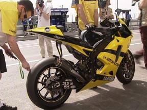 Dunlop à l´ère des 800cc