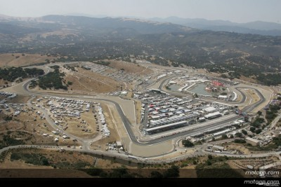 Transportation at Laguna Seca made easier than ever